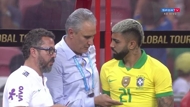 Flamengo será o time brasileiro mais monitorado por Tite até março