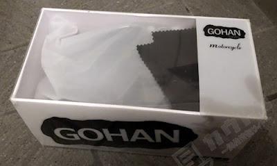 GOHAN ゴーグル レンズ 使用レビュー