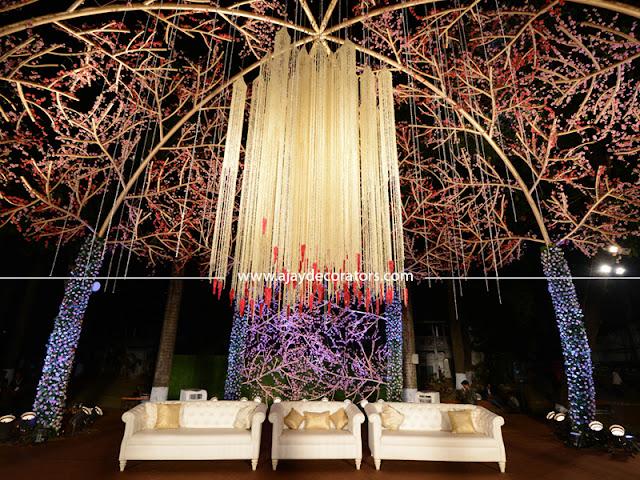 Beautiful Floral Lighting Beautiful Floral Lighting DSC 03571