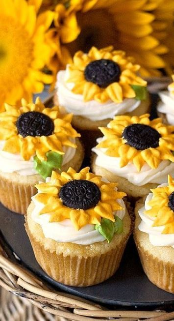 How to make a Sunflower Cake