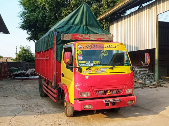 Sewa Truk CDD Colt Diesel Double Jakarta