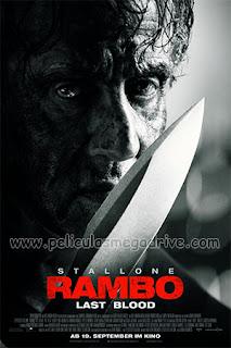 Rambo: Last Blood (2019) [Latino-Ingles] [1080P] [Hazroah]