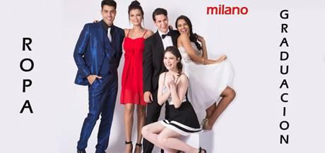 Catálogo Graduaciones Milano 2017