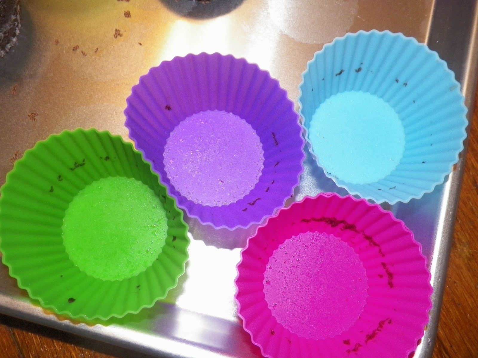 Colorful Silicone Kitchen Utensil Set