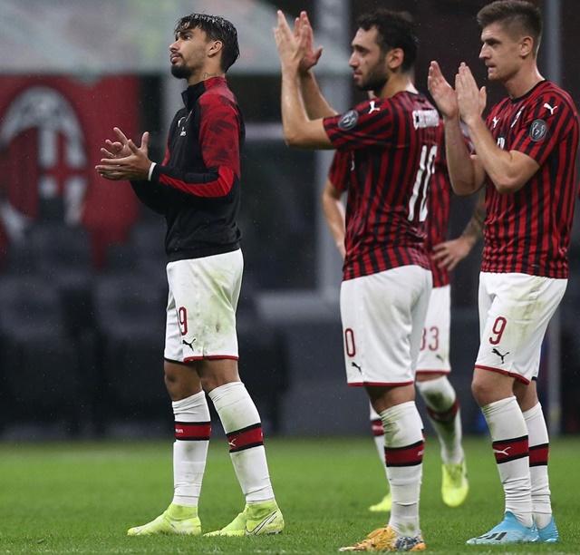 AC Milan Masuk 4 Besar Seria A-IGacmilan