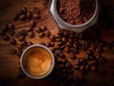 شرب القهوة يحمي القلب يقي من السرطان ويحسن المزاج !!