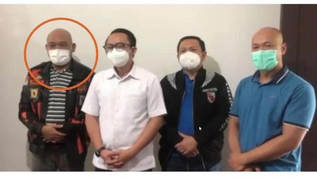 Ini Tampang Petinggi Ormas yang Pukuli Prajurit Kopassus di Bandung