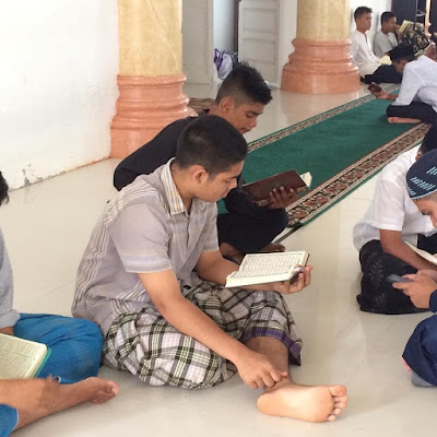 Program Tahfizul Quran Intensif di RIAB my Huffaz