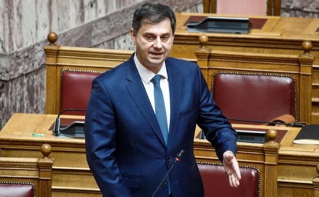 Θεοχάρης για εξαίρεση της Ελλάδας από την Γερμανία: Κίνητρο η εμπιστοσύνη των ξένων κυβερνήσεων