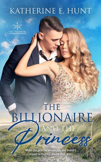 The Billionaire and the Princess cover