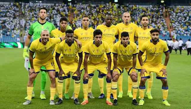 مشاهدة مباراة النصر والفيحاء بث مباشر