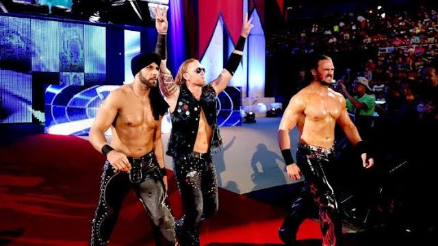"""Drew McIntyre lança """"teaser"""" sobre retorno de Jinder Mahal no WWE The Bump"""