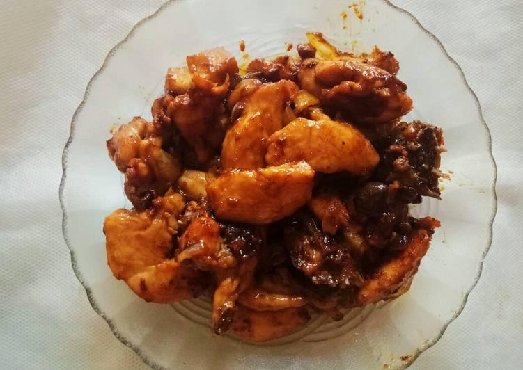 Tips dan Resep Cara Memasak ayam goreng Mentega yang Enak sederhana