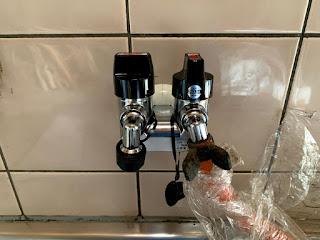 プロパンガス:ガス栓の取替