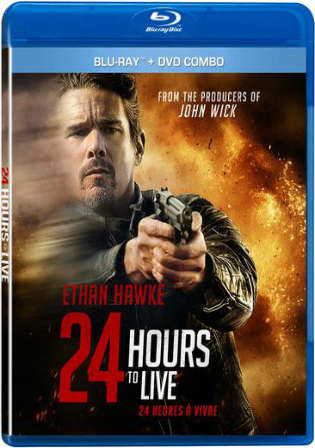 24 Hours to Live 2017 BluRay 900MB English 720p x264 ESub