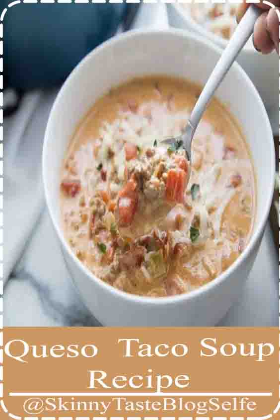 4.7 | ★★★★★ Queso Keto Taco Soup is a perfect fast and delicious recipe that everyone loves even if they aren't following a keto diet. Quick & easy this delicious keto soup is ready in minutes. It tastes just like your favorite queso dip in soup form!#ketosouprecipes - keto diet foods -low carb recipes - keto soup - keto recipes - low carb soup  #keto #lowcarb