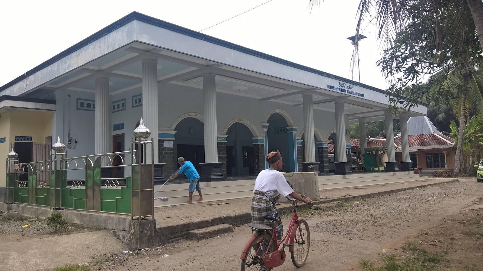Masjid Baiturrohim Desa Ambarwinangun