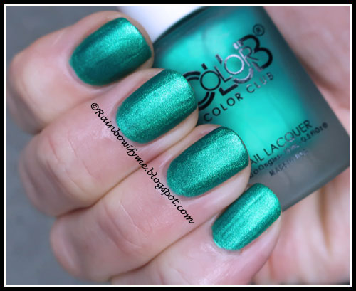 Color Club: Don't Be So Dra-Matte-Ic