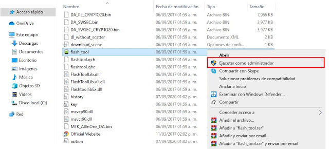 Cómo se utiliza SP Flash Tool para flashear cualquier móvil Mediatek o Chino