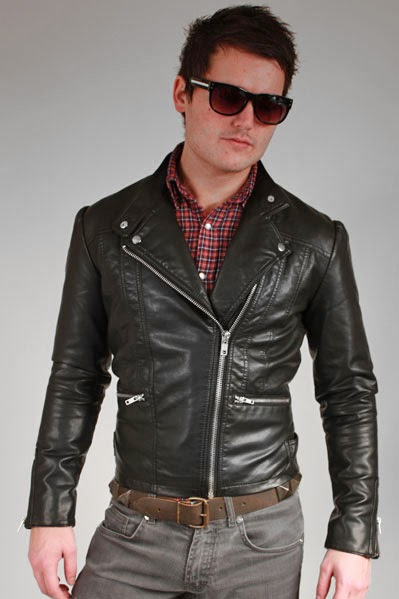 Men S Leather Jacket Designs Casual Jackets For Men