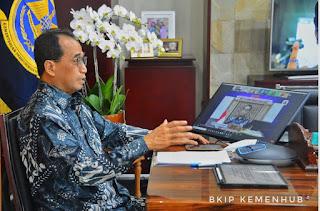 Usulan  Indonesia  Kerja Sama  Melindungi Pelaut di Masa Pandemi Jadi Resolusi PBB