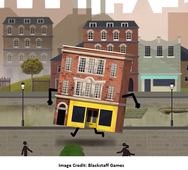 Buildings Have Feelings Too Review | Gameplay