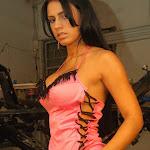 Andrea Rincon, Selena Spice Galeria 38 : Baby Doll Rosado, Tanga Rosada, Total Rosada Foto 30