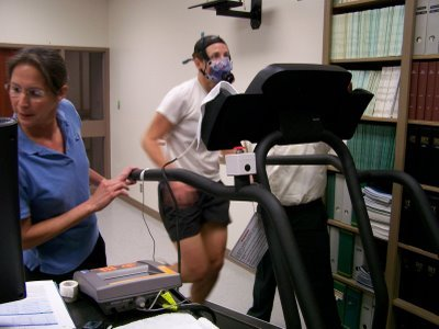 Assessing General Endurance (VO2Max) with Astrand Treadmill Test