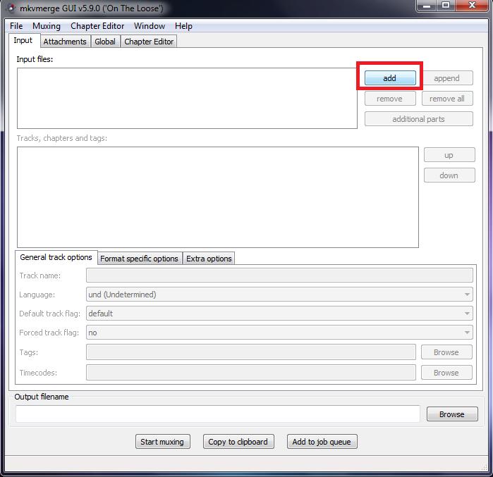 Download MKVToolNix for Mac