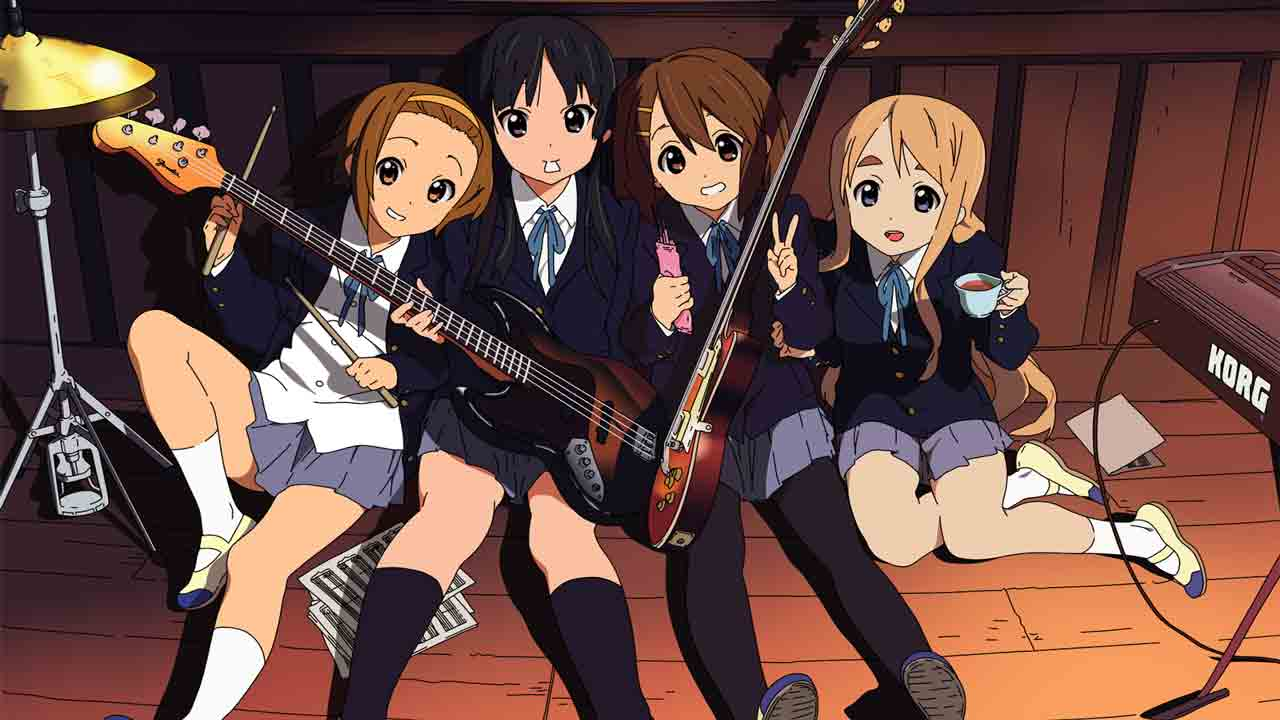 K-ON! Season 1 BD (Episode 01 – 13) Subtitle Indonesia + OVA