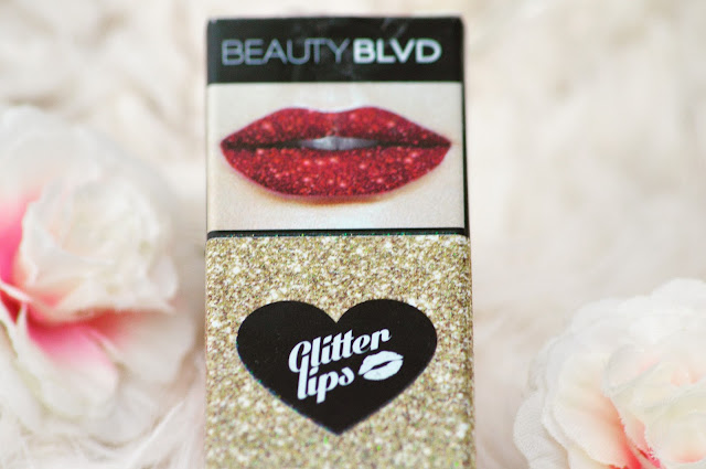 Lovelaughslipstick Blog - Beauty BVLD Glitter Lips Forbidden Lip Kit Review