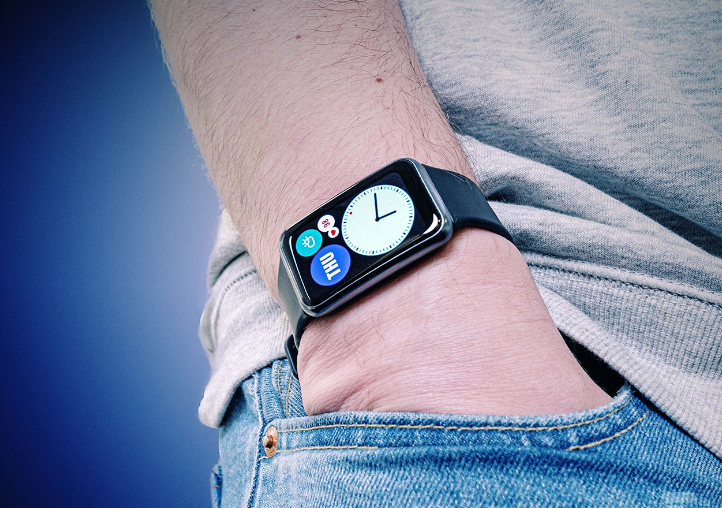 سعر ومواصفات ساعة هواوي Huawei Watch Fit