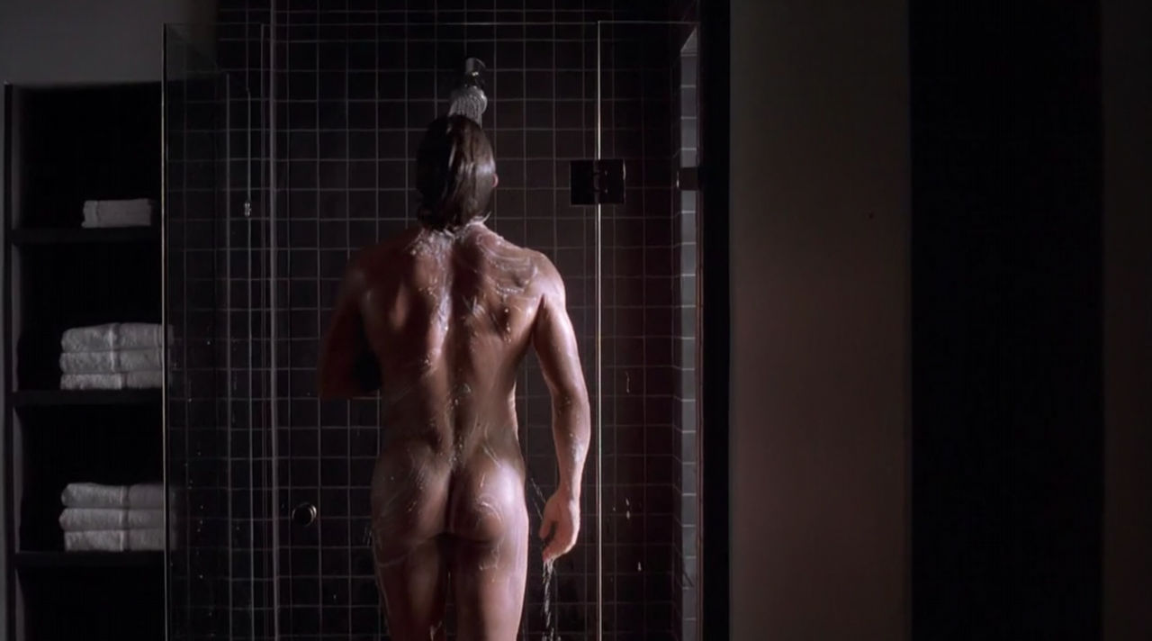 Remarkable, american psycho naked confirm. agree