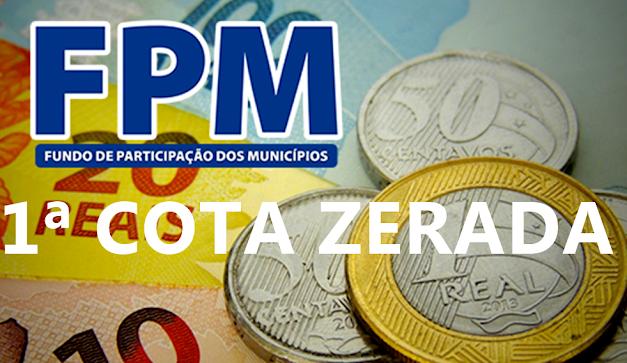 BLOG DO JOEL REI: RN TEM 44 MUNICÍPIOS COM FPM ZERADO NO PRIMEIRO ...