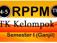 RPPM TK A Usia 4-5 Tahun K-2013 Semester 1