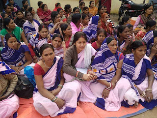 90-thousand-asha-workers-on-strike-bihar