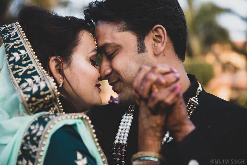 Pallavi + Ayush = Candid Wedding Photography - Jaipur.