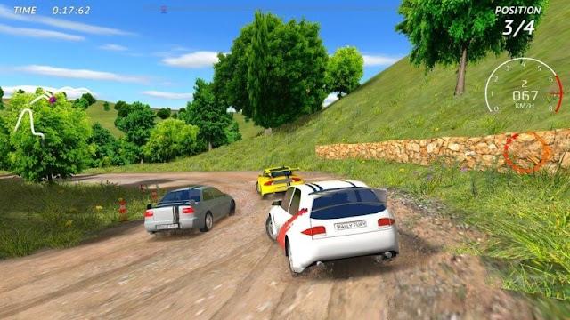Game Balap Mobil Offline Terbai k rally fury