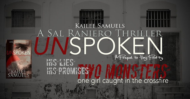 UNSPOKEN by Kailee Samuels @KRSamuels #NewRelease #NowAvailable #Review #TheUnratedBookshelf