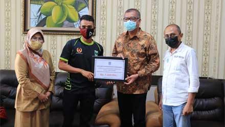 Riza Falepi Bangga 5 Atlet Payakumbuh Ikut PON XX Papua