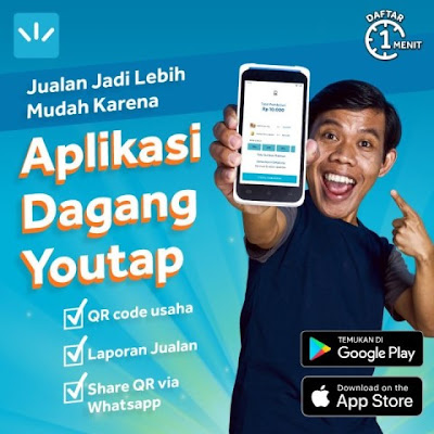 Aplikasi Dagang Youtap