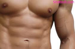 تمارين لشد عضلات البطن للرجال.