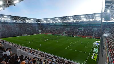 PES 2020 Stadium WWK Arena