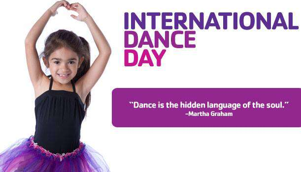 International Dance Day Wishes Lovely Pics