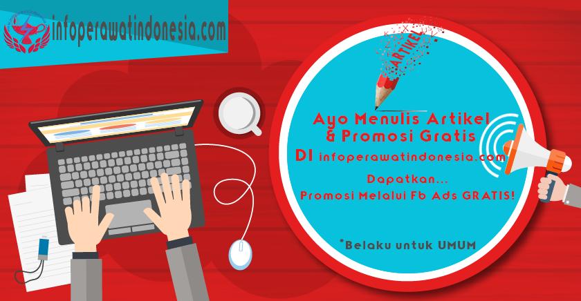 Ayo Menulis Artikel & Promosi Gratis: Berbagi Informasi