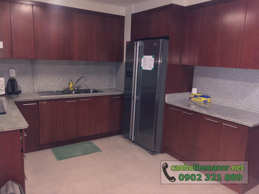 Cho thuê căn hộ Penthouses 300m2 tại The Manor quận Bình Thạnh - hình 9