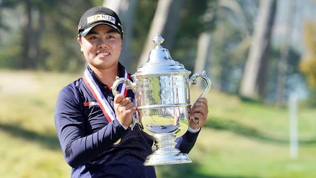 19-Year-Old Yuka Saso : The Richest Pinoy Teenage Athlete Ever