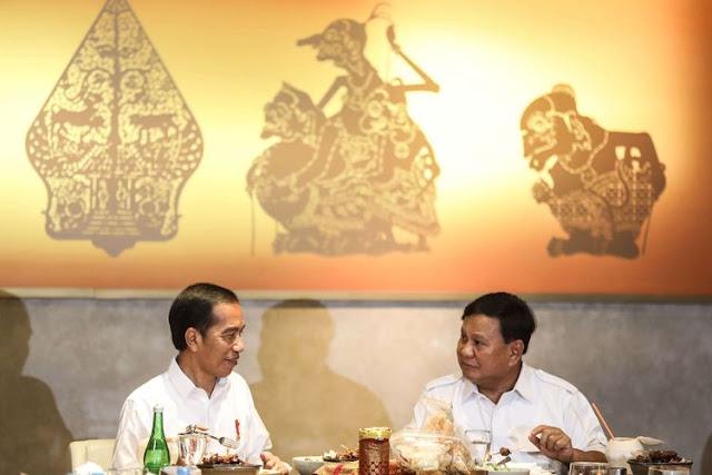 Prabowo Siap Jadi Menteri Jokowi, Pendidikan Politik bagi Publik, Jangan Terlalu Fanatik...