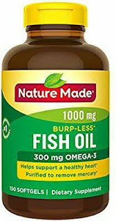 hair growth promoting food fish oil