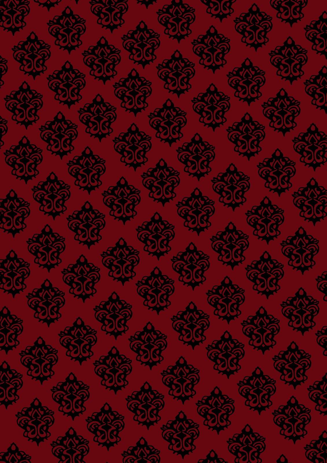 gothic patterns wallpaper pattern - photo #24